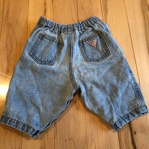 Vintage faded Guess jeans (baby)